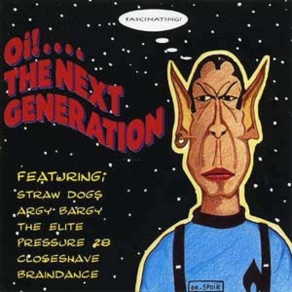 Sampler - Oi! The next Generation, CD
