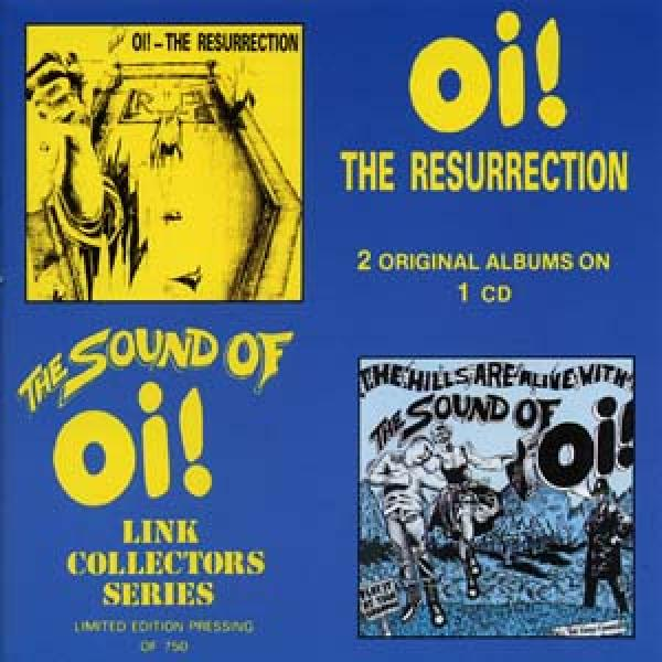 Sampler - Oi! The resurrection/ The Sound of Oi! (2 LPs on 1 CD)