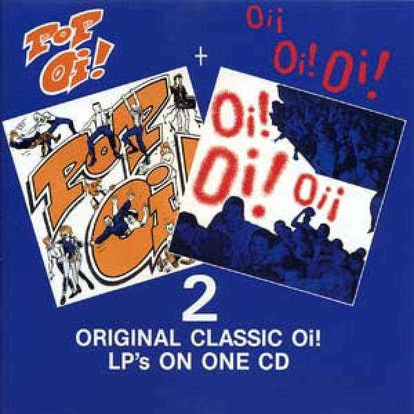 Sampler - The Pop of Oi!/ Oi! Oi! Oi! (2 LPs on 1 CD)