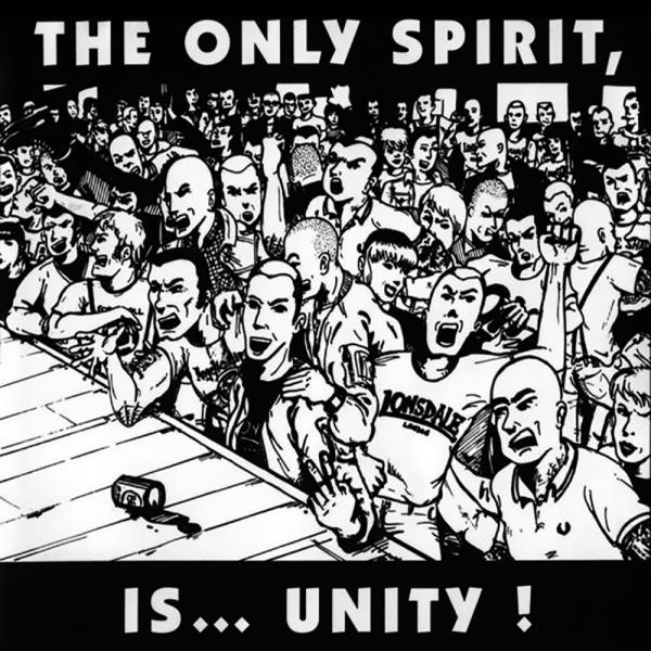 Sampler - The only spirit is ... unity, CD