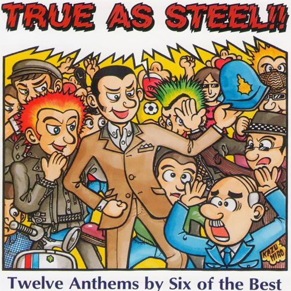 Sampler - True as Steel, 12 anthems by 6 of the best, CD