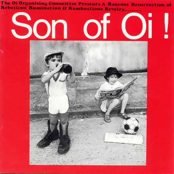 Sampler - Son of Oi, CD