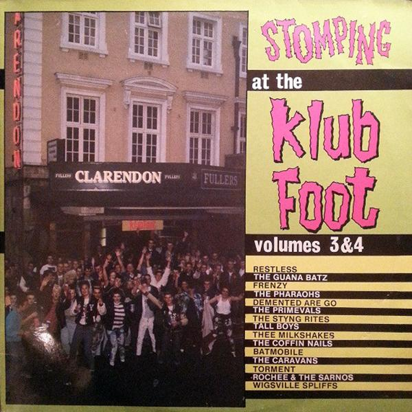Stomping at the Klub Foot - Vol. 3 + Vol. 4 (2 LPs on 1 CD)