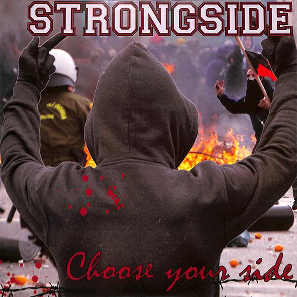 Strongside - Choose your side, LP