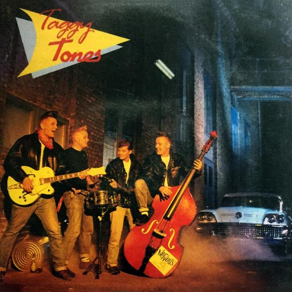 Taggy Tones - The Taggy Tones