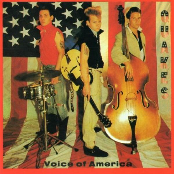 Quakes - Voice of America, CD