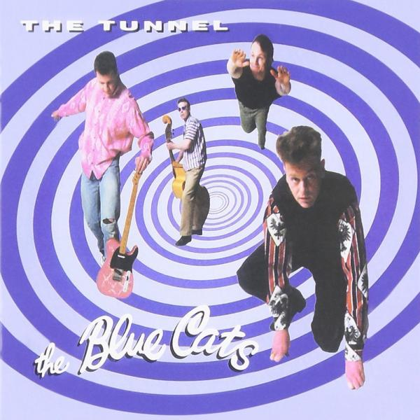 The Blue Cats - The Tunnel, CD