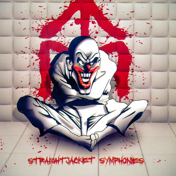 Tattooed Mother Fuckers - Straightjacket Symphonies, CD