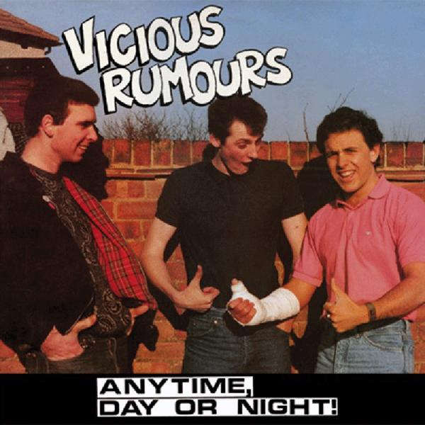 Vicious Rumours - Anytime day or night
