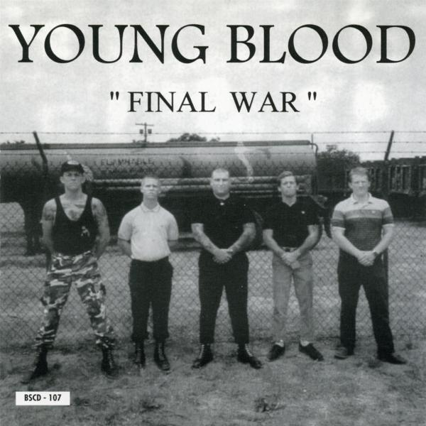 Youngblood - Final war, CD