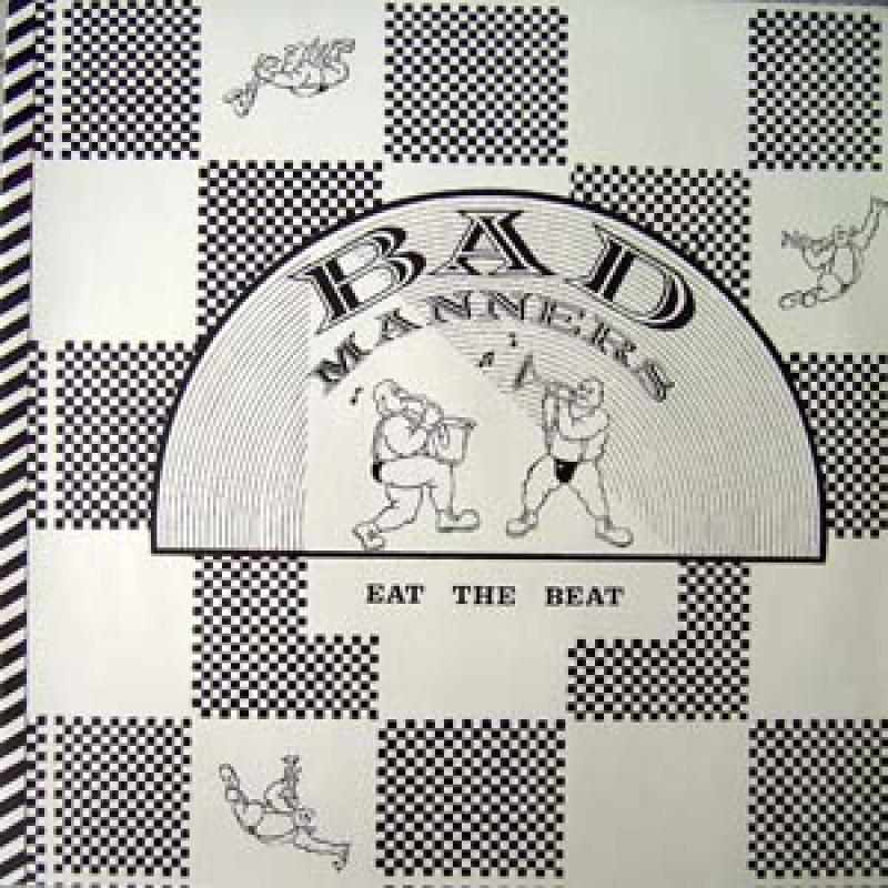 Bad Manners - Eat the beat, LP