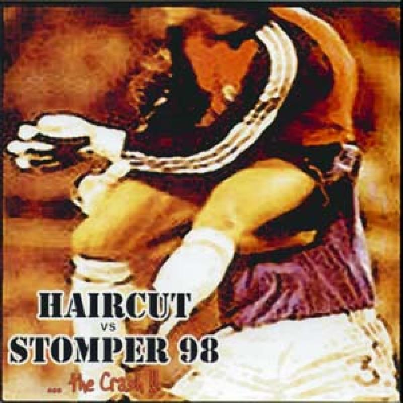 Haircut und Stomper 98 - The Crash, Split CD