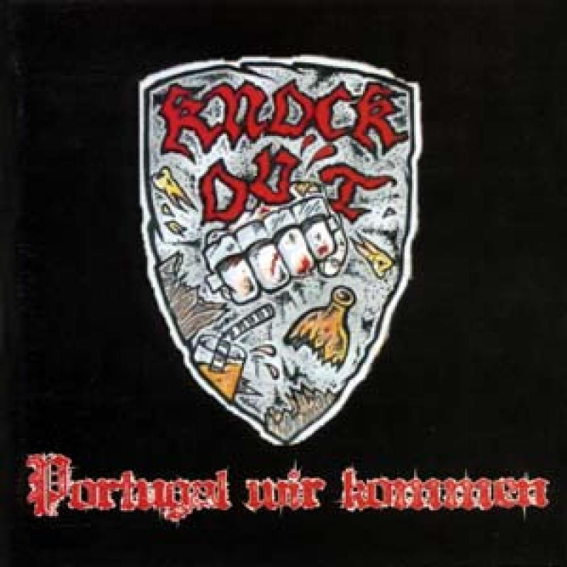 Knock Out - Portugal wir kommen, Mini CD