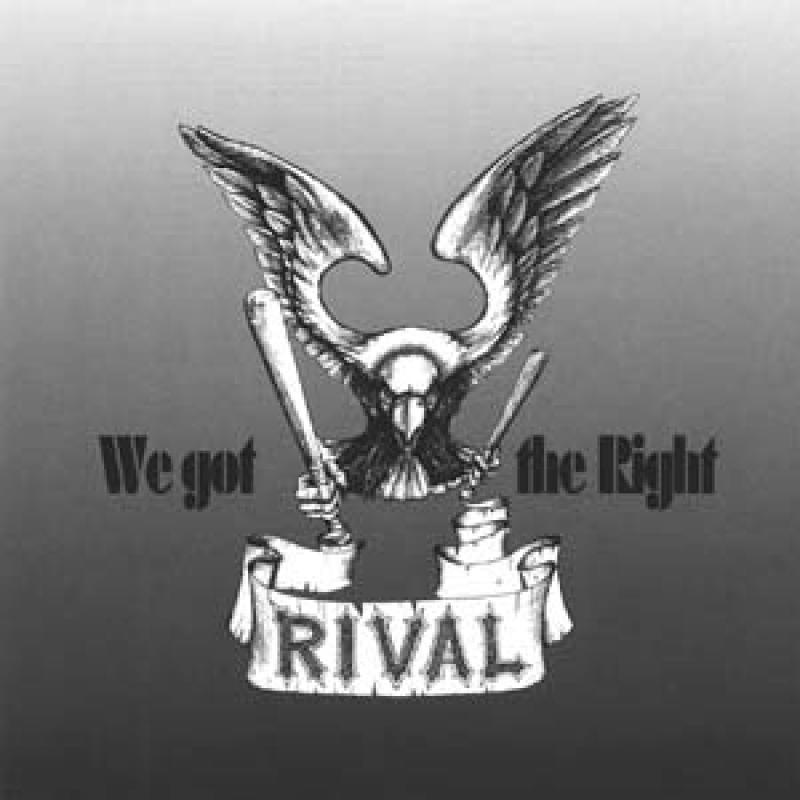 Rival - We got the right, CD