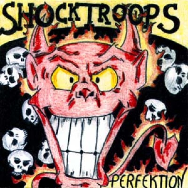 Shocktroops - Perfektion, CD