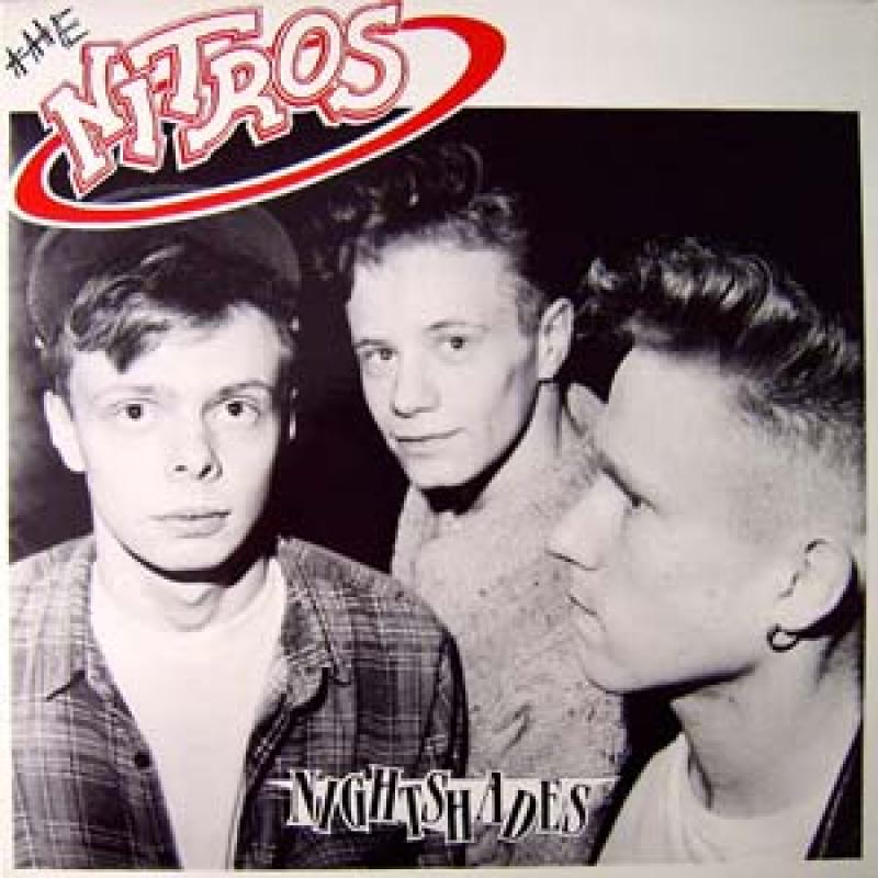 The Nitros - Nightshades, Mini LP