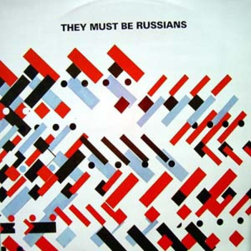 They Must Be Russians - Same, LP
