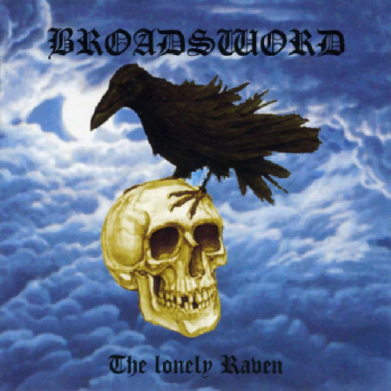 Broadsword - The lonely raven, CD