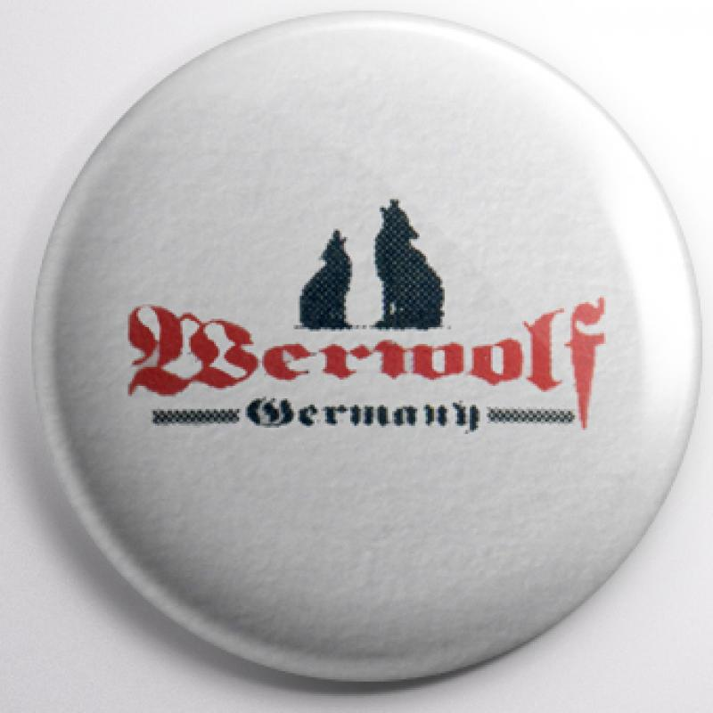 Button - Werwolf Germany
