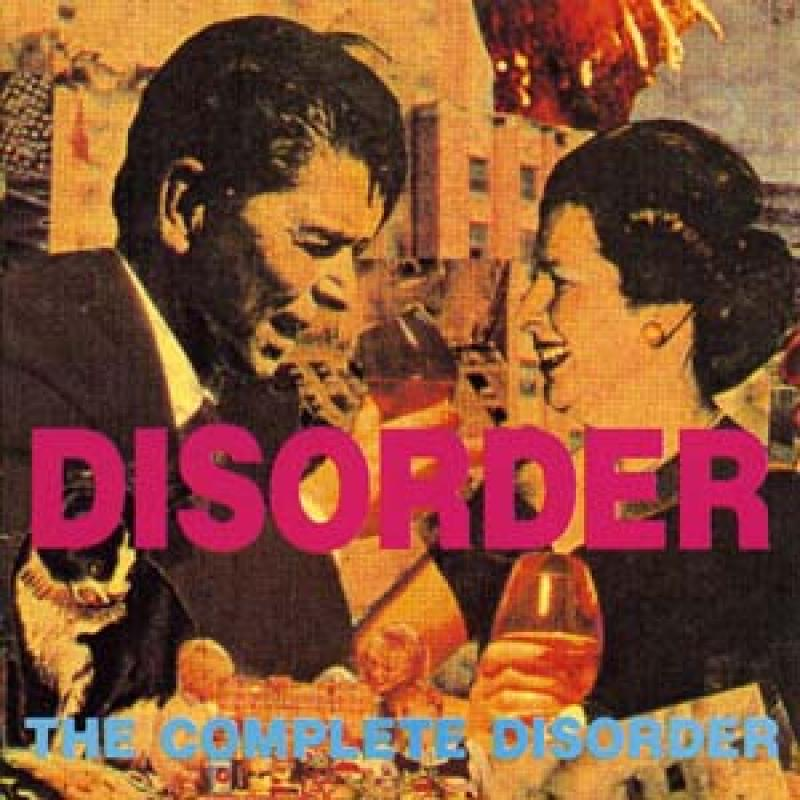 Disorder - The complete Disorder, CD