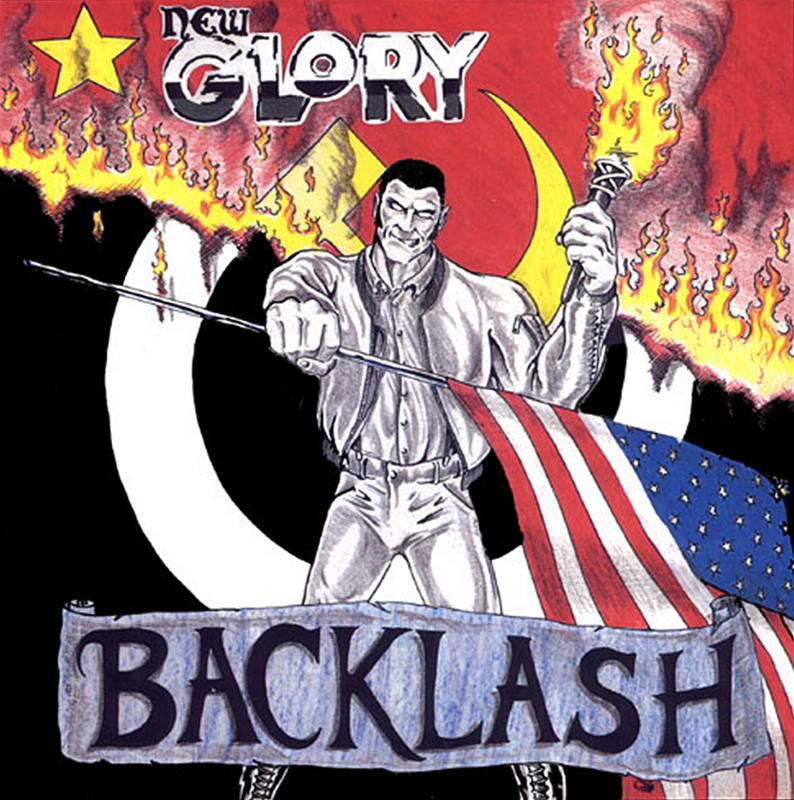New Glory - Backlash, CD