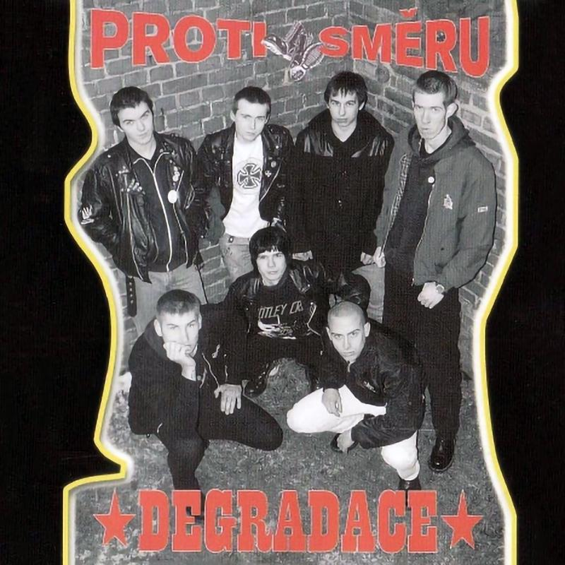 Proti Smeru / Degradace - Split-CD