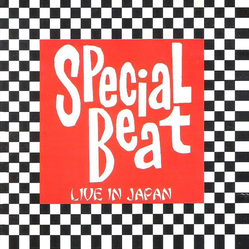Special Beat - Live in Japan