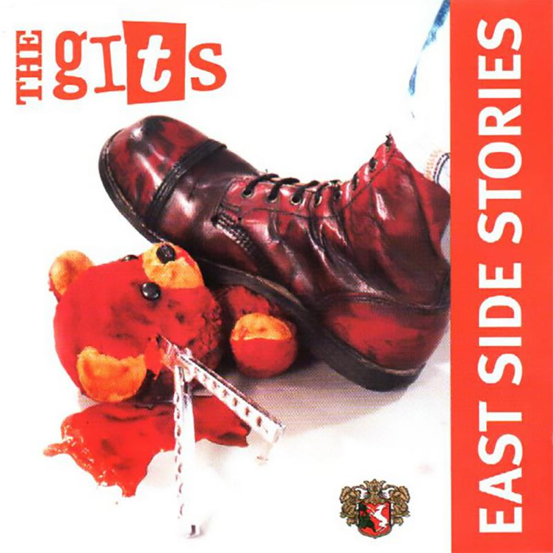 The Gits - East side stories, CD