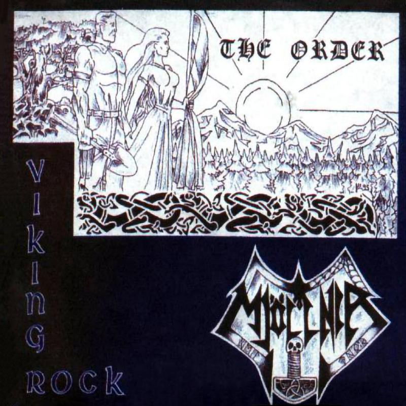 The Order + Mjöllnir - Viking Rock