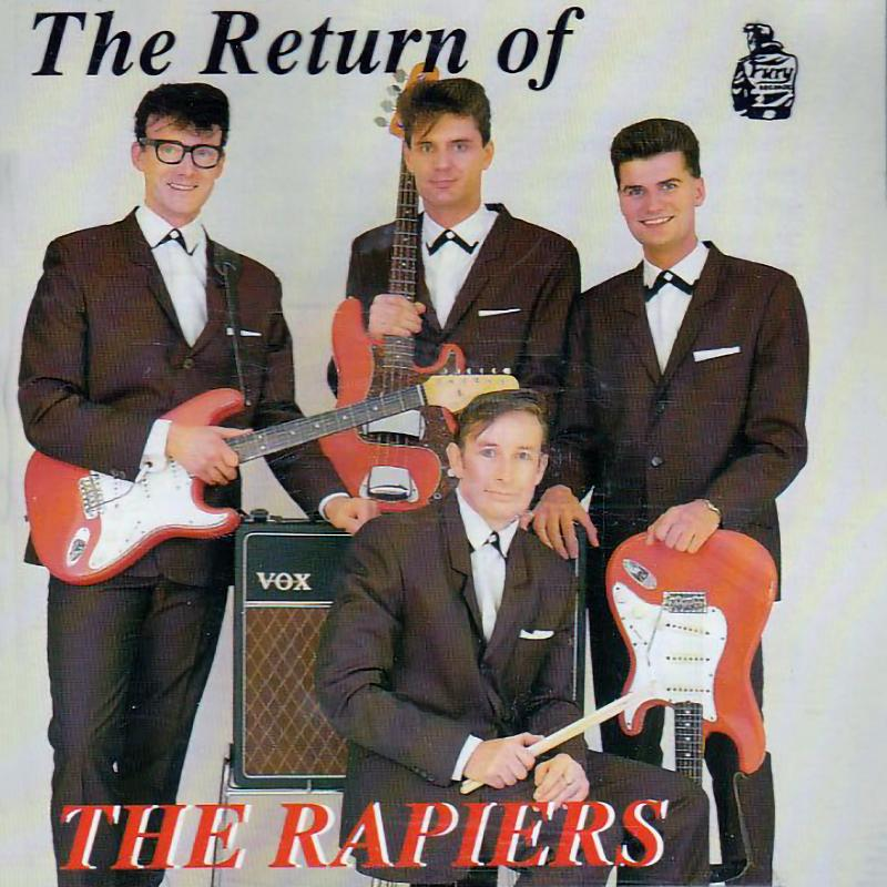 The Rapiers - The return of...