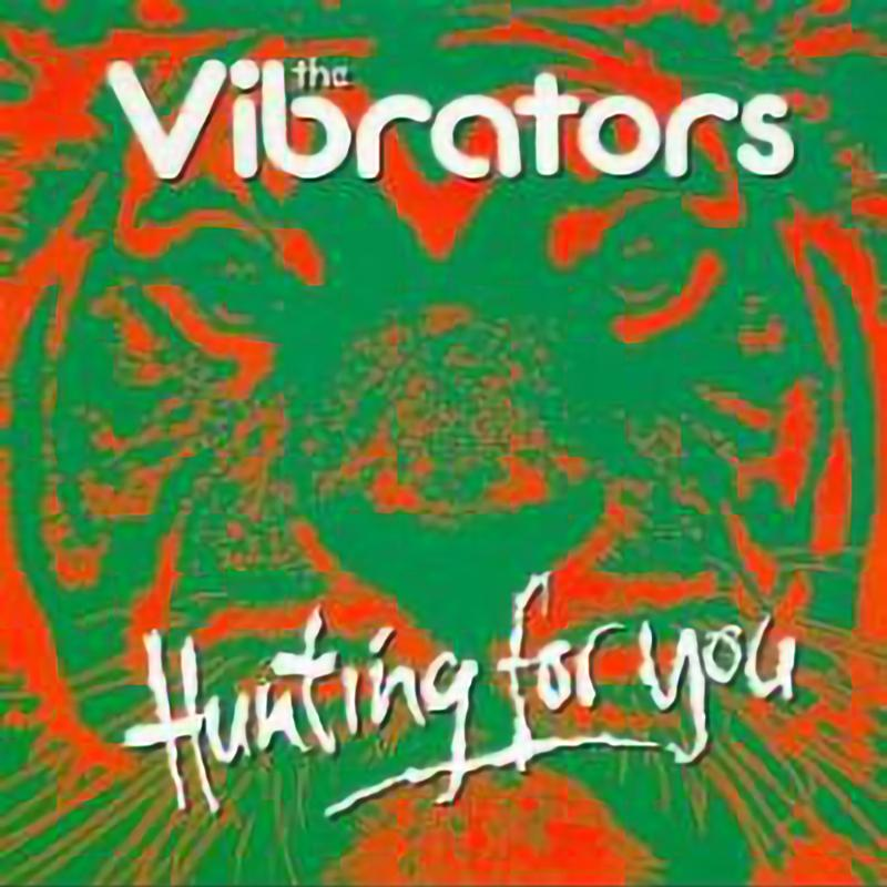 Vibrators - Hunting for you, CD