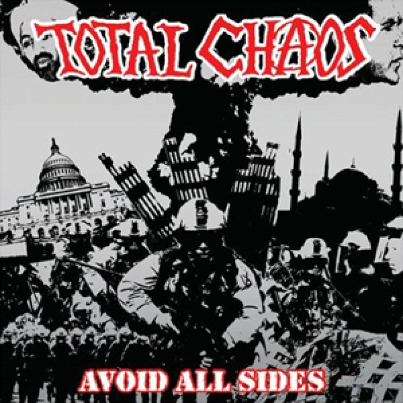 Total Chaos - Avoid all sides, CD
