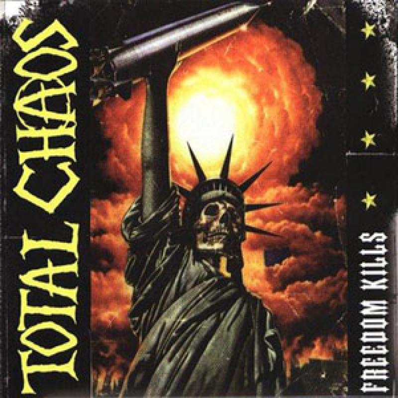 Total Chaos - Freedom kills, CD
