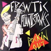 Frantic Flintstones - Rockin Out, Mini LP